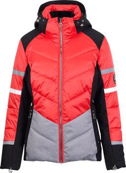 McKINLEY Grace lyžařská bunda Dámské růžová