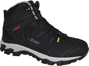 LOAP  KickerPán.trekkingová obuv Pánské černá