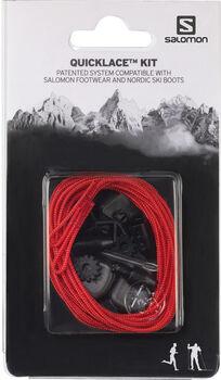 Salomon Quick Lace Kit červená