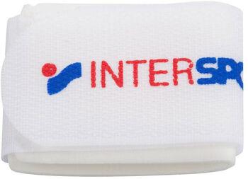 INTERSPORT Upevňovací pásky na běžkys gumovou proložkou bílá