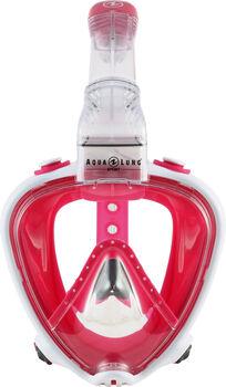 Aqua Lung Smart Snorkel potápěčská maska se šnorchlem bílá