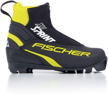 Fischer XJ Sprint boty na běžky černá