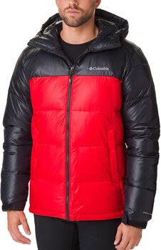 Columbia Pike Lake Hooded Jacket Pánské červená