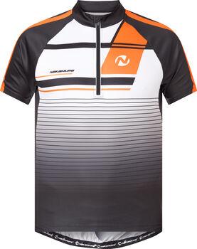 NAKAMURA Ferdi cyklistické tričko Pánské černá