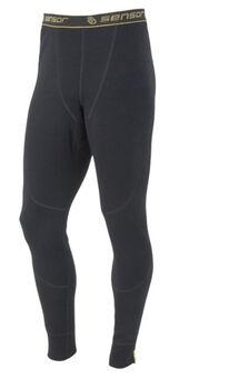Sensor Merino DF termo kalhoty Pánské černá