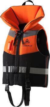 FIREFLY Záchranná vesta Swim oranžová