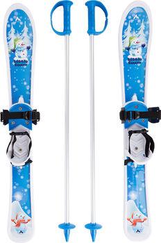 McKINLEY Little Team lyžařská sada pro malé děti modrá