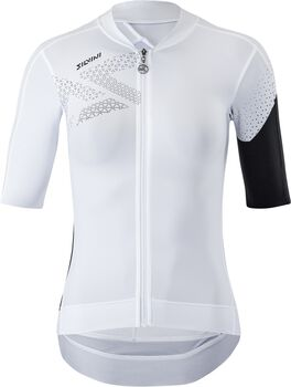 Silvini Rosalia cyklistický dres Dámské bílá