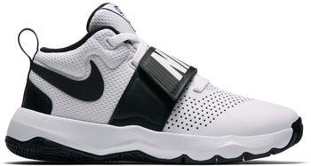 Nike Team Hustle D 8 BG bílá