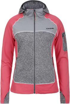 Icepeak Brewster outdoorová bunda Dámské růžová