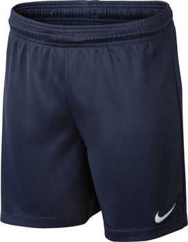 Nike Park II Knit Jr Chlapecké modrá