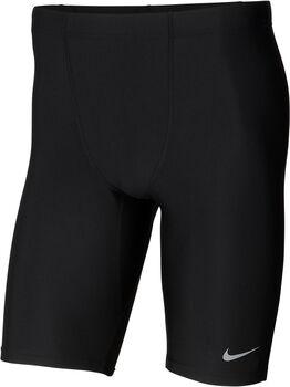 Nike 3/4 M NK FAST Běžecké kalhoty Pánské černá