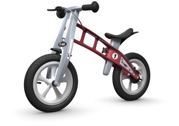 FirstBIKE First Bike Street Kolo pro deti červená