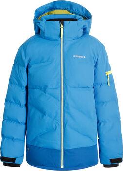 Icepeak Loudon jr lyžařská bunda modrá