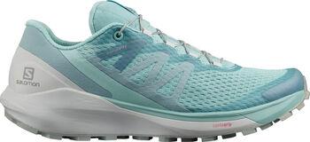 Salomon Dám.běžecká obuv Sense Ride 4 Dámské modrá