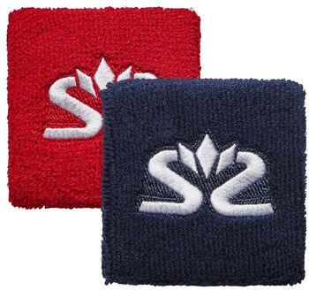 Salming  Potítka, 2ksWristband Short červená