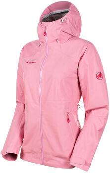 MAMMUT Convey Tour HS outdoorová bunda Dámské růžová