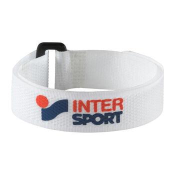 INTERSPORT  Klettfix Basic350x20mm pro sjezd/běh na bílá