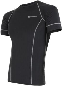 Sensor Coolmax Fresh funkční tričko Pánské černá