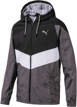 Puma Reactive Wvn jacket M Pánské černá