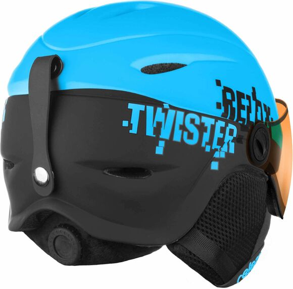 Jr.lyž.přilba Twister Visor