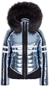 Sportalm Crash lyžařská bunda Dámské modrá