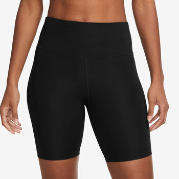 Nike W NK DF EPC FAST 7IN  Běžecké kraťasy Dámské černá