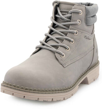 Alpine Pro Mormo/Kalama zimní boty Dámské šedá