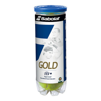 Babolat Gold Pet X3 žlutá