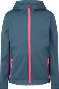 McKINLEY Bennet softshellová bunda Dívčí modrá