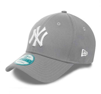 New Era A 940K MLB League šedá