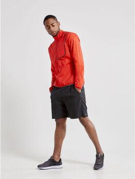 Craft Vent Pack Jacket běžecká bunda Pánské červená