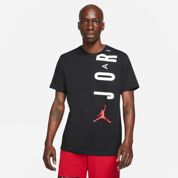 Nike  basketbalové tričkoJordan Air Stretch Cre černá