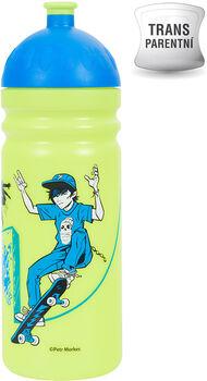 Zdravá lahev Teens bílá