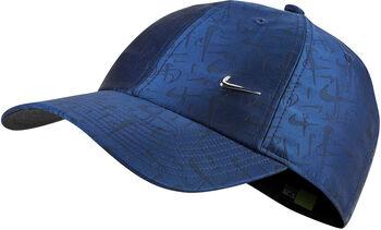 Nike U NSW H86 CAP SWOOSH modrá