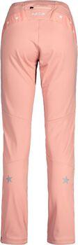 Maloja CristinaM běžkařské kalhoty Dámské růžová