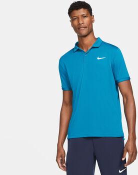 Nike AS TS Tennis Tee Pánské modrá