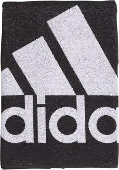 adidas  TOWEL L  černá