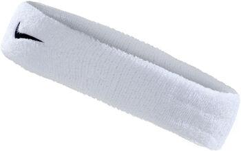 Nike Swoosh Headband Pánské bílá