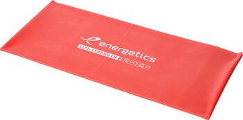 ENERGETICS Fit band 1.0 posilovací guma červená