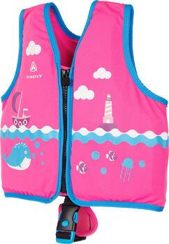 FIREFLY Swim vest plovací vesta růžová