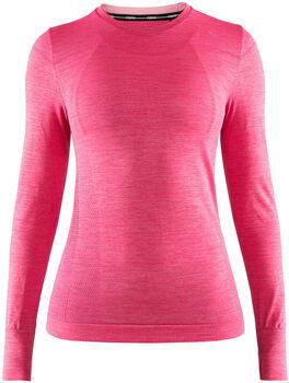Craft Fuseknit Comfort termo tričko Dámské růžová