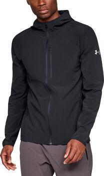 UNDER ARMOUR Outrun T.Storm Pán.běžecká bunda Pánské černá