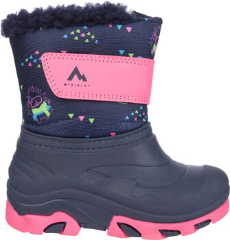 McKINLEY  Dět.zimní vys.obuvBilly II růžová