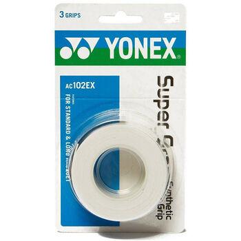 Yonex Super Grap AC102 tenisová omotávka bílá