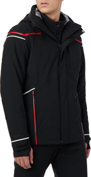 McKINLEY Gibson lyžařská bunda Pánské černá