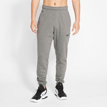 Nike M Nk Dri-FIT Pant Taper Fleece Pánské šedá