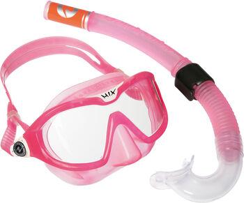 Aqua Lung AquaLung Šnorchl sadaCombo Mix růžová