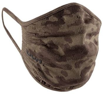 UYN  Community Mask Camo maska/rouška hnědá