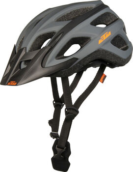 KTM  Cyklo helmy FactoryCharacter Tour šedá